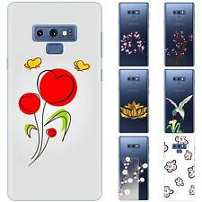 Dessana Flowers Graphic Protective Cover Phone Case for Samsung Galaxy S Note