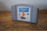 Jeu WINNIE L'OURSON pour Nintendo 64 (PAL)