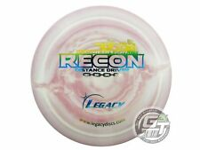 New Legacy Discs Swirly Icon Recon 173g Pink Sunrise Foil Driver Golf Disc