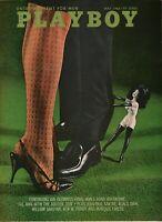 Playboy Magazine May 1965 Jean-Paul Sartre Stella Stevens Maria McBane Super+