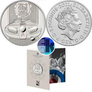Ek // GBP 5 CN BU Royaume-Uni  2021 The Who