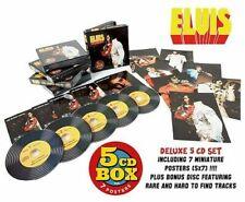 Elvis 100 Super Rocks - 5 CD-box German Edition - New & sealed