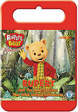 Rupert The Bear Vol.1 - Rupert And The Giant Egg Race [DVD], Excellent DVD, ,