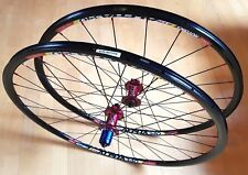 TUNE Laufradsatz King Kong Disc Road 1425g CX-Ray Notubes Alpha ZTR 340 CX-Ray