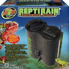 ZOO MED REPTIRAIN DUAL NOZZLE AUTOMATIC MISTER FOR REPTILES/BIRDS HM-10ER