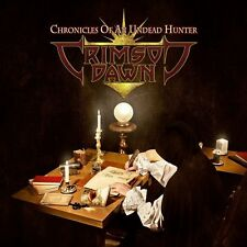 """Crimson Dawn """"Chronicles of an Undead Hunter"""" LP [Fantasy Doom Metal from Italy]"""