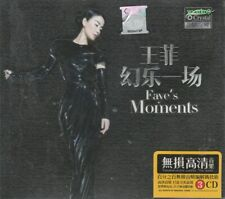 Faye Wong 王菲 王菲 幻乐一场 + Greatest Hit 3 CD 50 Songs HD Mastering