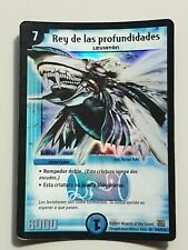 DUEL MASTERS | King Depthcon | TCG Super Rare SPANISH Holofoil Card LP