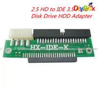 "PATA/IDE To Serial ATA SATA Card Adapter Converter For HDD DVD 40Pin 2.5 to 3.5"""