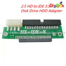 PATA/IDE To Serial ATA SATA Card Adapter Converter For HDD DVD 40Pin 2.5 to 3.5""