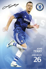 Chelsea FC John Terry 2013 2014 Soccer Football Sports Poster 24x36