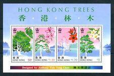 HONG KONG 1988  Trees of Hong Kong  Miniature sheet  SG MS576 MNH / UMM (-10)