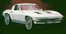 1963 Corvette Sting Ray 1:24 Scale by the Franklin Mint