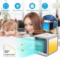 2018New Personal Air Conditioner Mini Cool For Bedroom Portable Artic Cooler Fan