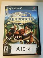 Harry Potter: Quidditch World Cup (Sony PlayStation 2, 2003) PS2  CIB Tested