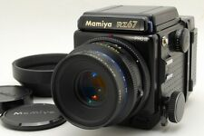 Exc++++ Mamiya RZ67 Pro II with 127mm Lens + 120 Film Back Kit From Japan 247