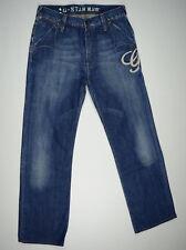 EUC RRP $289 Mens Vintage G-Star Raw 'LIMIT REGULAR ASPEN EMBRO' Jeans W30 L33