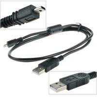 USB 2.0 A Stecker auf Mini 8 Pin B Datenladekabel Adapter DS CAMERA PC W9Q9 M4E8