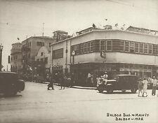 "NEWPORT BEACH Balboa Blvd & Main Street VINTAGE Photo Print 1468 11"" x 14"""