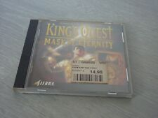 PC Windows '95 King's Quest Mask of Eternity - Sierra