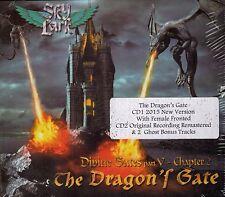 SKY LARK - The Dragon's Gate Part V 2 CD ( skylark ) DIVINE GATES