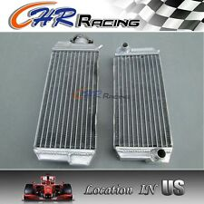 For Honda ATC250R ATC 250 R 1985-1986 85 86 aluminum radiator left & right