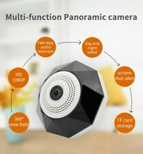 360 degree Wifi Security Camera Indoor Security System CCTV