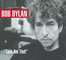 AUTHENTIC Bob Dylan Love and Theft SACD *Made in USA* *L@@K!
