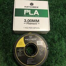 Hatchbox Pla Filament 3mm Yellow Brand New