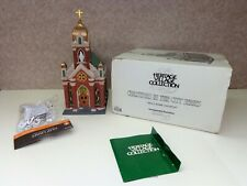 """Department 56 Christmas In The City """"Holy Name Church"""" #58875"""