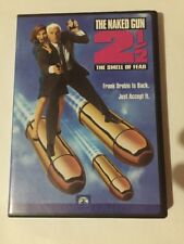 The Naked Gun 2 1/2: The Smell of Fear (DVD, 2000, Sensormatic - Widescreen)