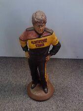 Tom Clark Bobby Hamilton Country Time Nascar Figurine Statue Collectible Nice