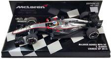 McLaren Honda MP4-30 F. Alonso Chinese GP 2015 scale 1:43 Minichamps NEW !!