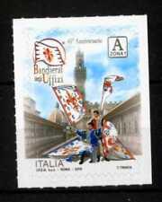 ITALIA REP.  2018 45º anniversario della fondazione dei Bandierai degli Uffizi