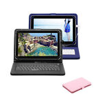 iRULU 10.1 inch Tablet PC Google Android 5.1 Touch Screen Pad 8GB WIFI+Keyboard