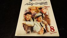 The Andy Griffith Show 8 Episodes (DVD, 2003, 2-Disc Set) Boxed Set SEALED