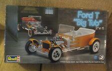 Vtg Revell New 1/8 Scale Model Kit # 85-2622 Ford T Big Tub 2 'n 1