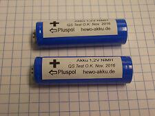 Moser Styling III Typ 3 Akku Ersatzakku 1,2V NiMH 1800mAH Accu Batterie  2x 1,2V