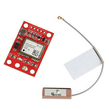 Useful GYNEO6MV2 GPS Module NEO-6M GY-NEO6MV2 Board w Antenna for Arduino