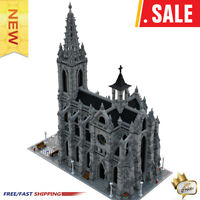 MOC-29962 Modular Cathedral  21755 PCS Good Quality Bricks Building Blocks
