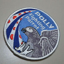 NETHERLANDS AIR FORCE RNLAF (KLu) 322ND SQN POLLY PARROT F-16 SWIRL INSIGNIA