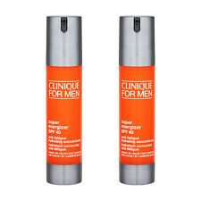 2XClinique For Men Super Energizer SPF 40 Anti-Fatigue Hydrating Concentrate