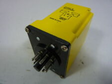 Potter & Brumfield CDB-38-70002 Time Delay Relay 120VAC ! WOW !