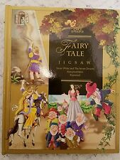 Innovage Fairy Tale Jigsaw Puzzle Book 3 Tales 6 Puzzles 24 Pieces each NEW