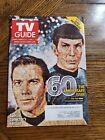 """TV Guide 60th Anniversary Special Collector's Issue """"Star Trek"""".  From 2013."""