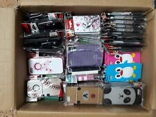 iPHONE 5/5S in BULK - 200 Various Mixed Cell Phone Cases . NEW!