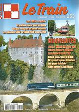 LE TRAIN N°253 X 4630 / TRACTION VAPEUR / INFRARAIL / 160 A 1 MICRO METAKIT