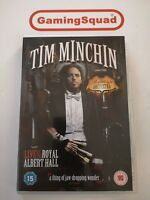 Tim Minchin, Live at the Royal Albert Hall DVD, Supplied by Gaming Squad Ltd