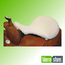 Saddle Cover Seat Synthetic for Horse Saddle Western Riding American