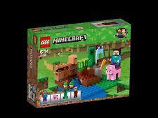 LEGO® Minecraft™ 21138 Melonenplantage Neu & OVP